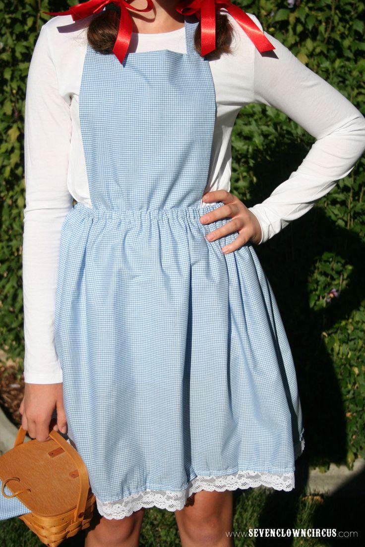 Dorothy costume diy