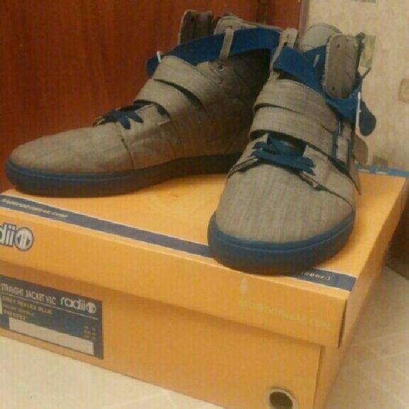MINT CONDITION!!!!  RADII size 13 mens shoes. MINT CONDITION!!!!!  RADII size 13 men's shoes. Rare find the original site no longer makes this color. Shoes Sneakers