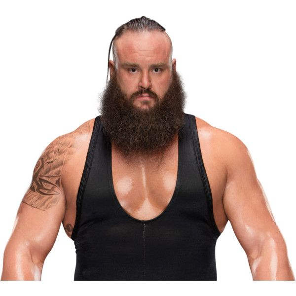 Braun Strowman...6′ 8″ and 385 lbs.