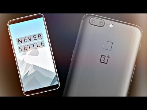 OnePlus 5T review it's all about that screen