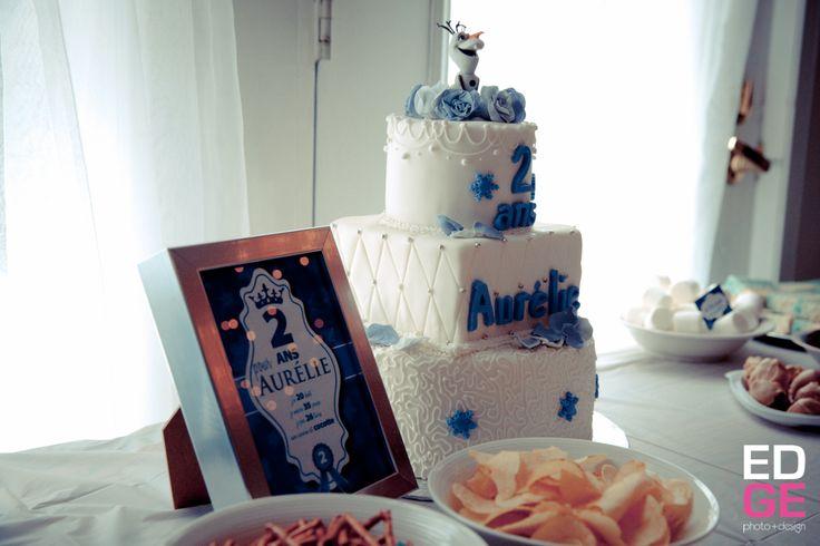 pour fête Reine des Neiges
