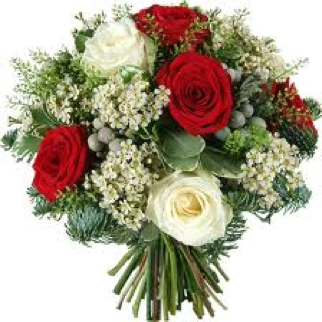 Christmas Wedding Bouquets And Flowers: Wedding Flowers Bridal Bouquets