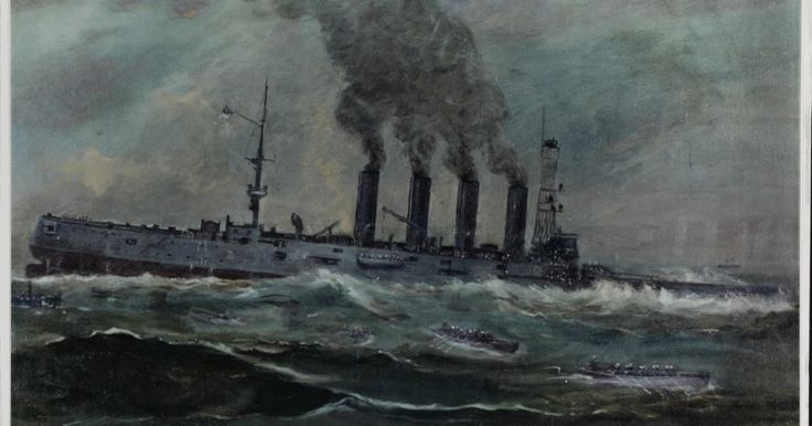 Navy Announces Plan to Survey Wreck of WWI Cruiser San Diego  From Naval History and Heritage Command Communication and Outreach Division  USS San Diego (Armored Cruiser No. 6) Painting by Francis Muller 1920. It depicts the ship sinking off Fire Island New York after she was torpedoed by the German submarine U-156 19 July 1918. Courtesy of the Navy Art Collection Washington D.C. U.S. Naval History and Heritage Command Photograph. Catalog #: NH 55012-KN  WASHINGTON D.C.  The Navy announced…