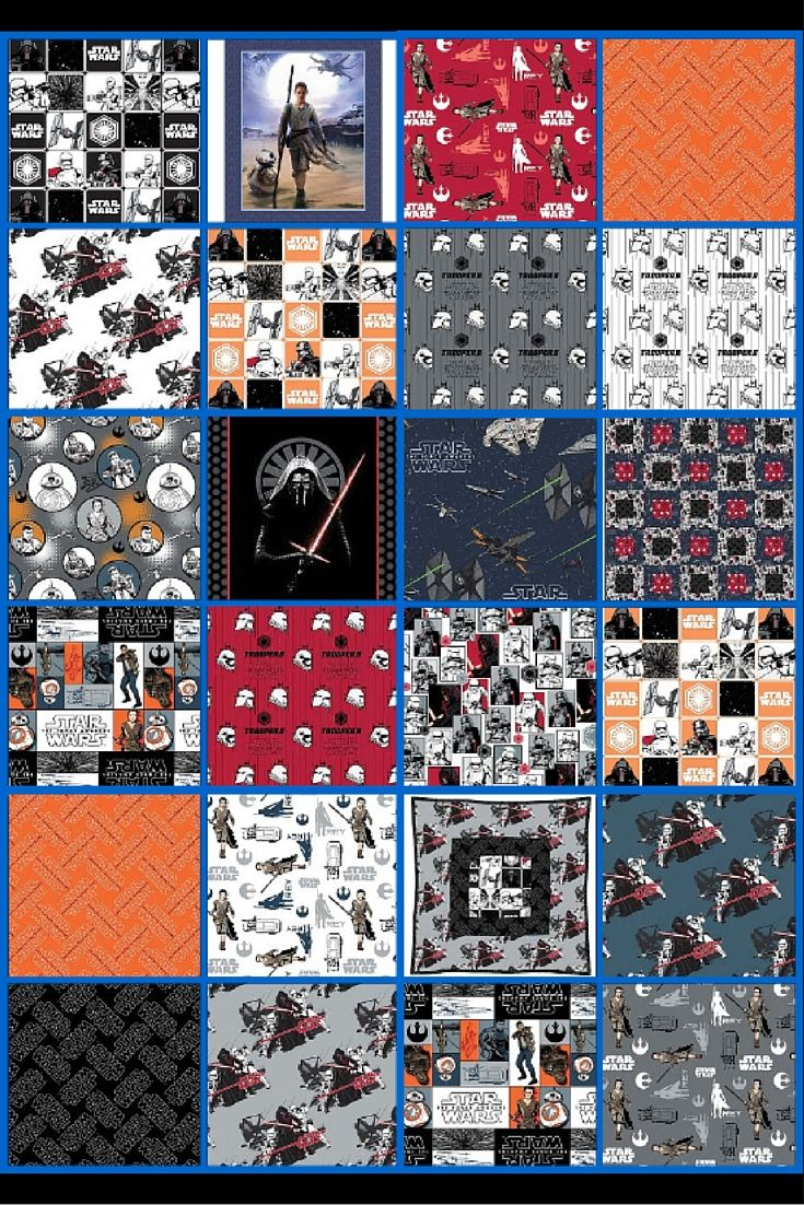 1000+ images about Star Wars Quilt Projects & Fabric on Pinterest Quilt, The force andxwing