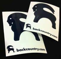 FREE Backcountry.com Goat Sticker on http://www.icravefreebies.com