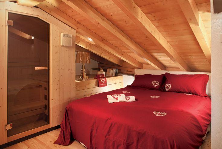 Come perdersi l'opportunità di dormire in un letto alpino ovunque! #Galtexstyle
