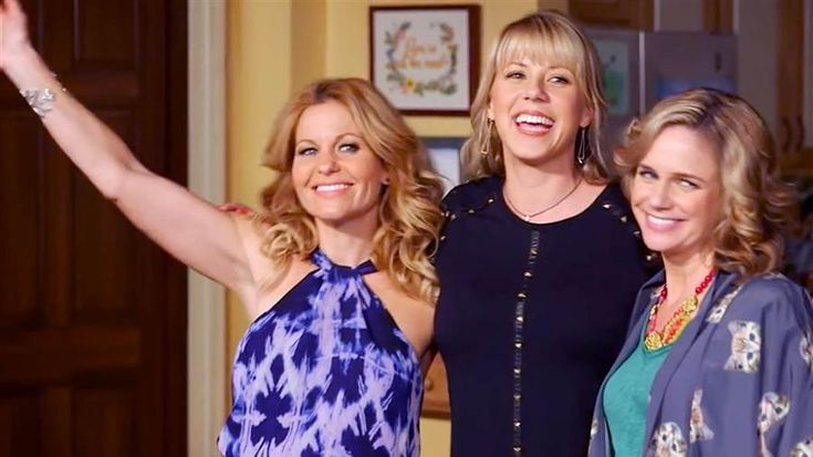 New 'Fuller House' trailer debuts on 'Ellen,' will give you '90s nostalgia - TODAY.com