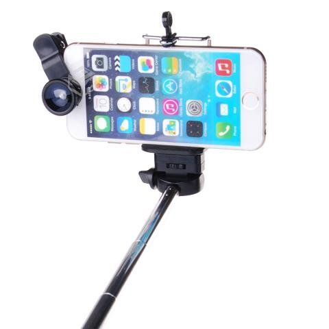 Promocion Monopod baston selfie + ojo pez PRODUCTOS NUEVOS SE ENVIA A TODO CHILE Whatsapp +569 9-7759634 valor $9.990