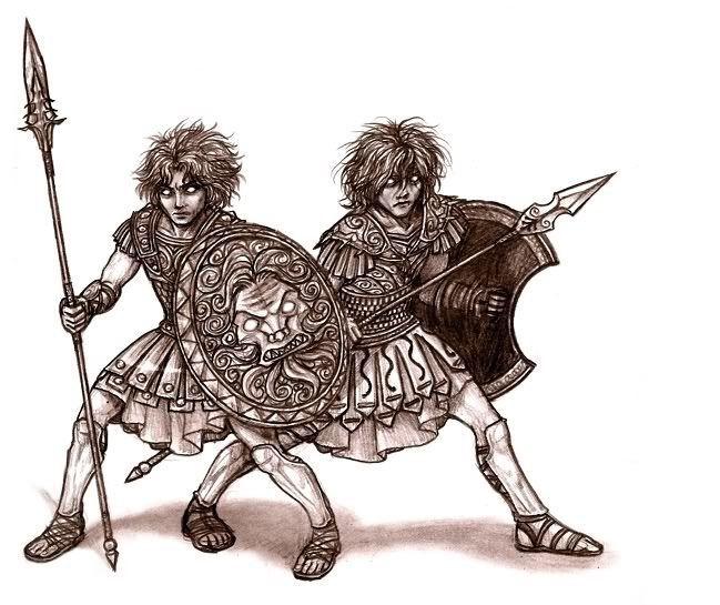 phobos and deimos greek gods