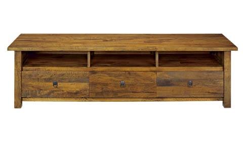 mango hardwood tv table for kitchen? $499 Fantastic. solid timber