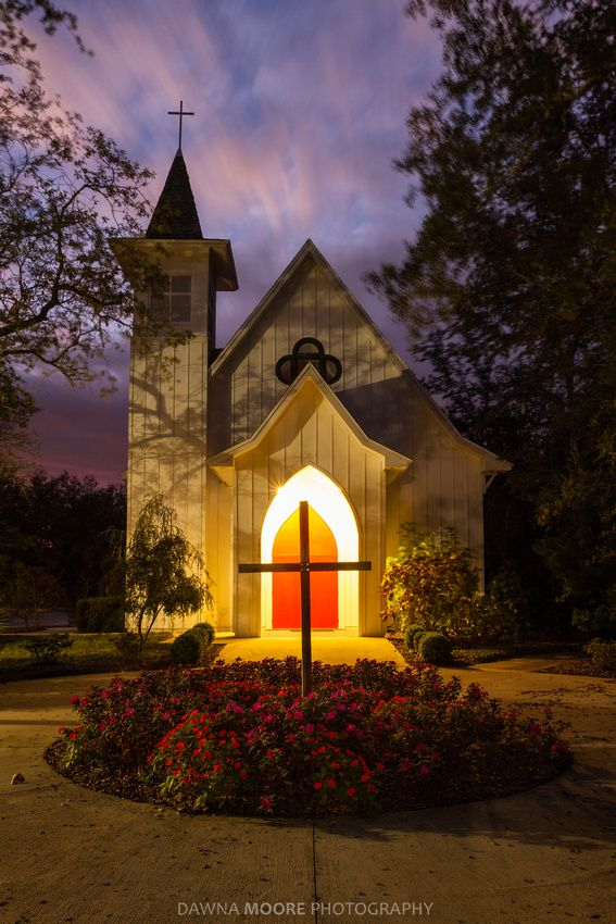 Holy Trinity Anglican Church, Fernandina Beach, Florida