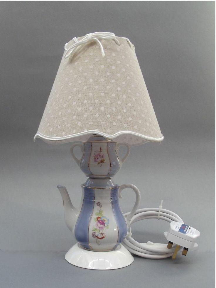 Lamp, Tea Pot Lamp