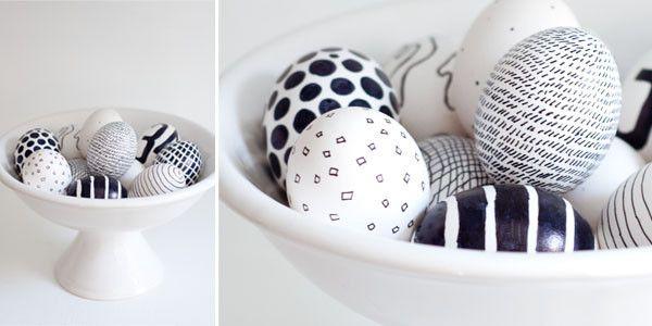 BrightNest | 7 Ingenious Egg Decorating Ideas