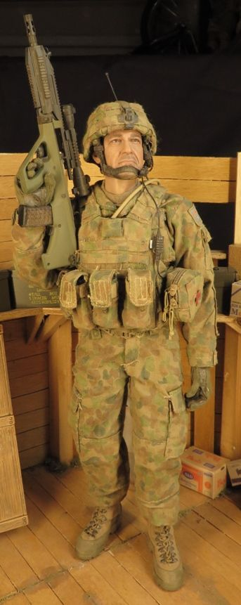 Aussi in Afghanistan - OSW: One Sixth Warrior Forum