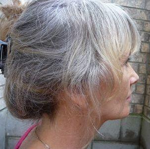 #Aventura #grey #mesesgrowing #silver hair destaca o envelhecimento graciosamente 9 meses ….   – silver-hair-highlights