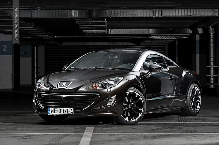 Peugeot RCZ Brownstone. Click for full gallery. #peugeot #RCZ #brownstone