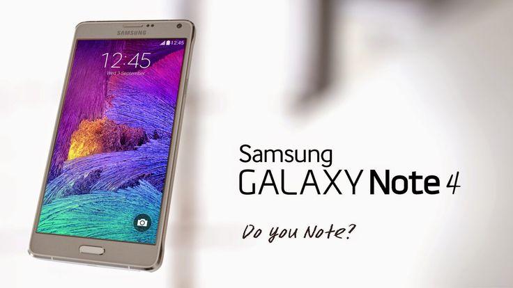 """Iklan terbaru Samsung Galaxy Note 4, """"Do you Note?"""""""