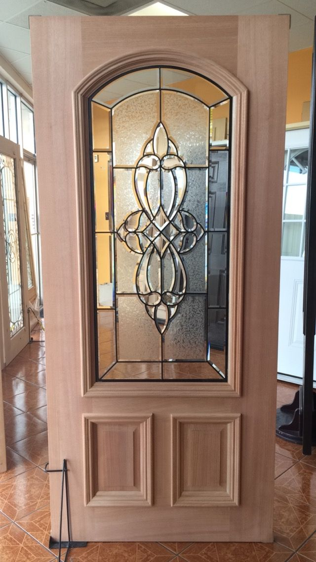 19 best images about decorative glass mahogany wood doors for Cheap glass doors