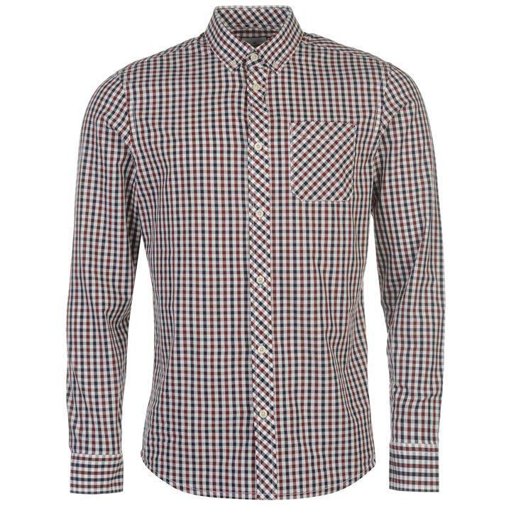Soviet | Soviet Long Sleeve Check Shirt | Shirts