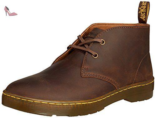 Dr. Martens Cabrillo Crazy Horse Gaucho, Desert boots Homme - Marron (gaucho), 45 EU - Chaussures dr martens (*Partner-Link)