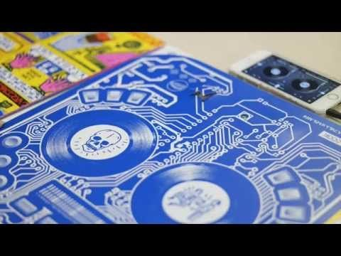 L'album de DJ Q-Bert se transforme en contrôleur | Tsugi