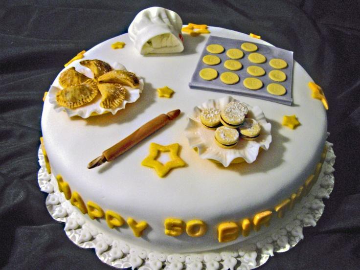 PASTRY CHEFF CAKE