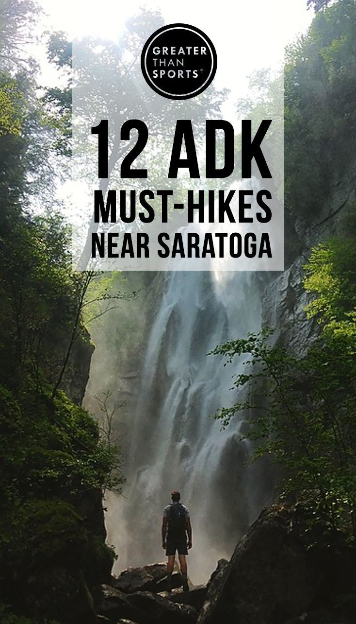 We teamed up with Visit Adirondacks to bring you 12 Adirondack Must-Hikes within 2 hours of Saratoga Springs. See what made the list!