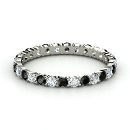 prettty cool--maybe to be paired with super thin stacking wedding band?? Rich and thin, wedding band of my dreams
