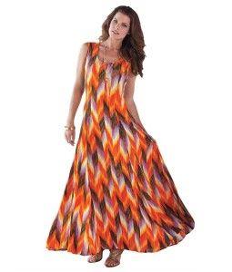 I love this long plus size maxi dresses 1x, 2x, 3x, 4x, 5x plus size trendy clothing