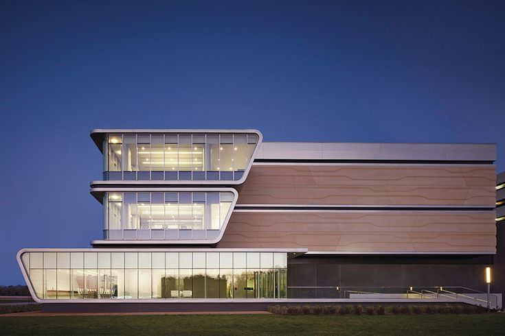 In Detail> BP Computing Center - The Architect's Newspaper