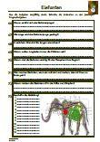 Verschiedene Fragen zu dem Thema: Elefanten      Nahrung     Lebensraum     Aussehen     Alter     Paarung     Feinde     Fortpflanzung     Größe     Gewicht     Entwicklung     Weißes Gold     Stoßzähne     Afrikanischer Elefant     Asiatischer Elefant     103 Fragen     1 x Lernzielkontrolle     Ausführliche Lösungen