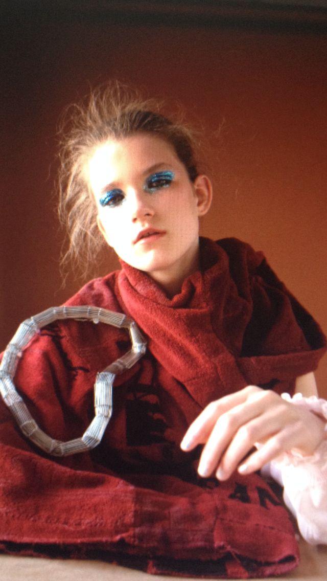 #makeupbyme for Tableau Paper shot by #tovesivertsen