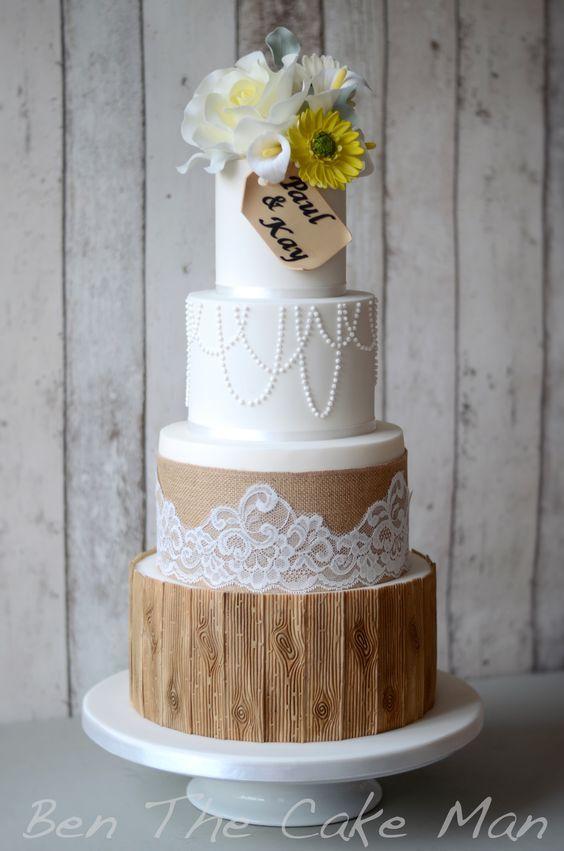 Featured Cake: Ben The Cake Man; www.benthecakeman.co.uk; Wedding cake idea.