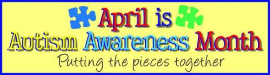 autism awearness | National Autism Awareness Month and National Poetry Month