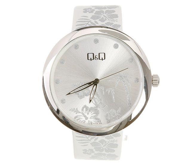 Ceas Dama QQ 505. Recomandă-l prin Happy Share și primești 4% comision din vânzările generate.