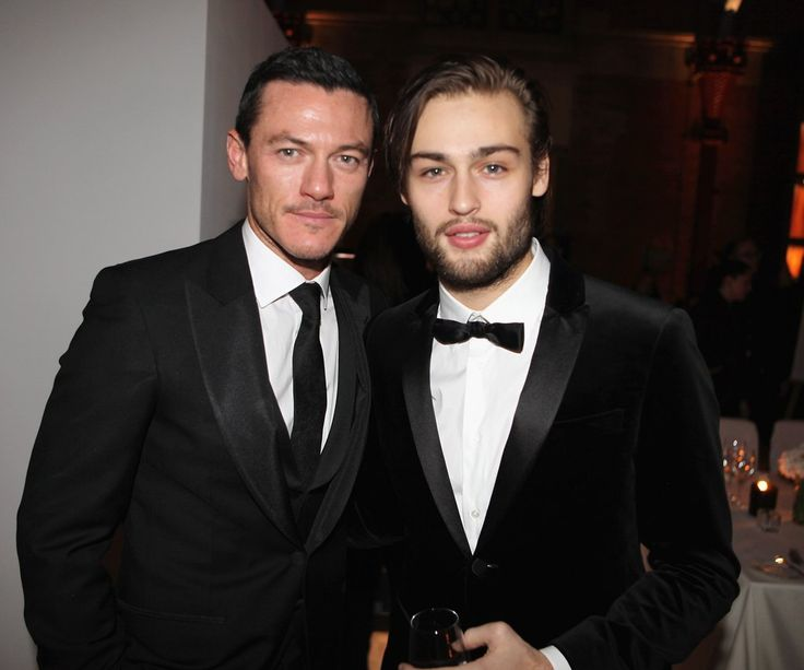 Hot British Actors Hanging Out With Each Other | Pictures | POPSUGAR Celebrity