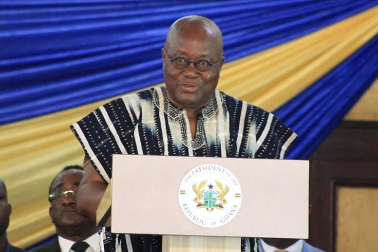 Agricultural Sector Fortunes To Be Turned Around  Pres. Akufo-Addo