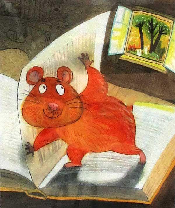 Ilustrace Eva Sýkorová-Pekárková