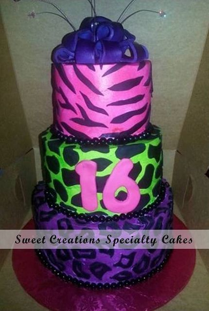 42 Best Images About Sweet 16 Cakes On Pinterest Sweet