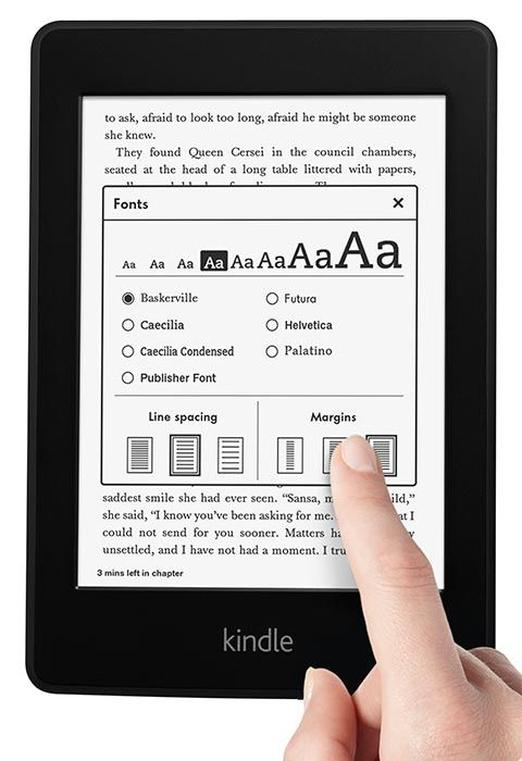 Tienda Multitáctil: Kindle PaperWhite Wi-Fi +3G con 26% de descuento