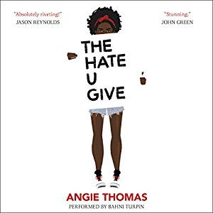 40/52 Angie Thomas _ The Hate U Give (audiobook) *****