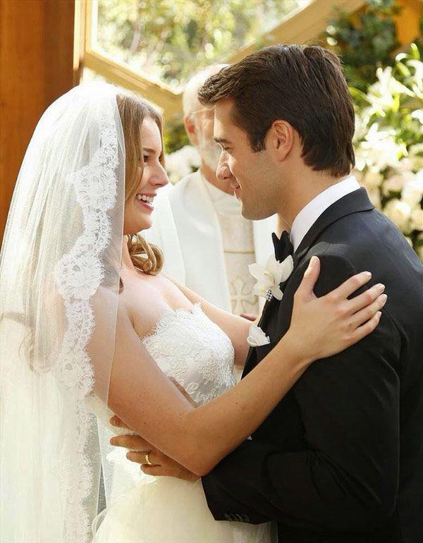 Revenge; Casamento do século; Damily; Emily Thorne/Amanda Clarke; Daniel Grayson.
