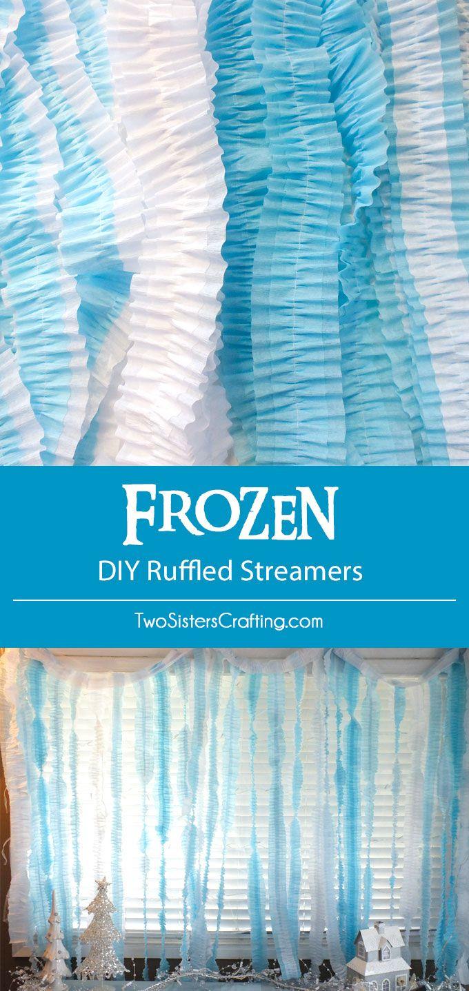 963 best Frozen Party Ideas images on Pinterest Frozen party
