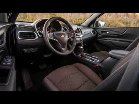 2018 Chevrolet Equinox | GM finally gets the small crossover right.