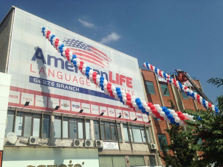 AmericanLIFE Gebze Açıldı