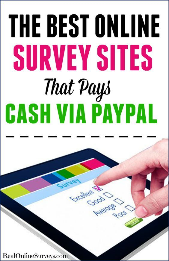 Today, survey companies that pay money by PayPal is very popular among the people who want to make money online by taking paid online surveys.