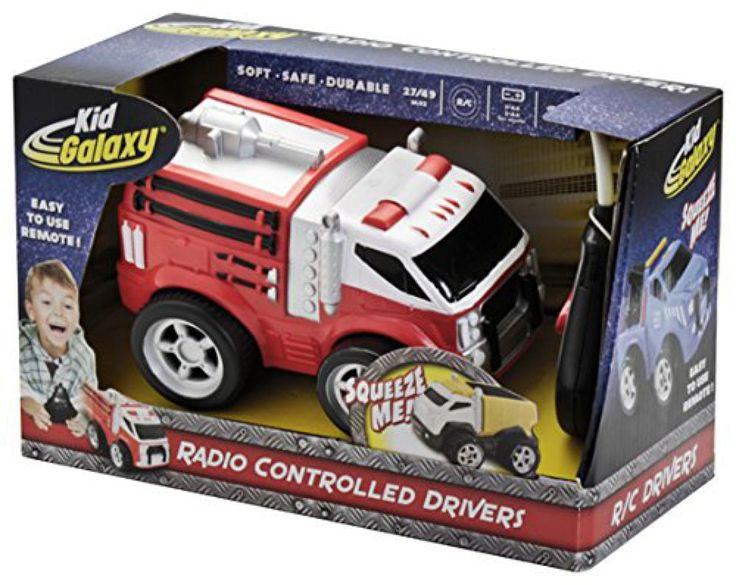 Téléguidé Camion de pompier