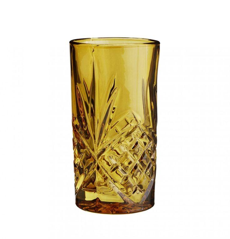 Detail tovaru Vysoký pohár Glass Amber.
