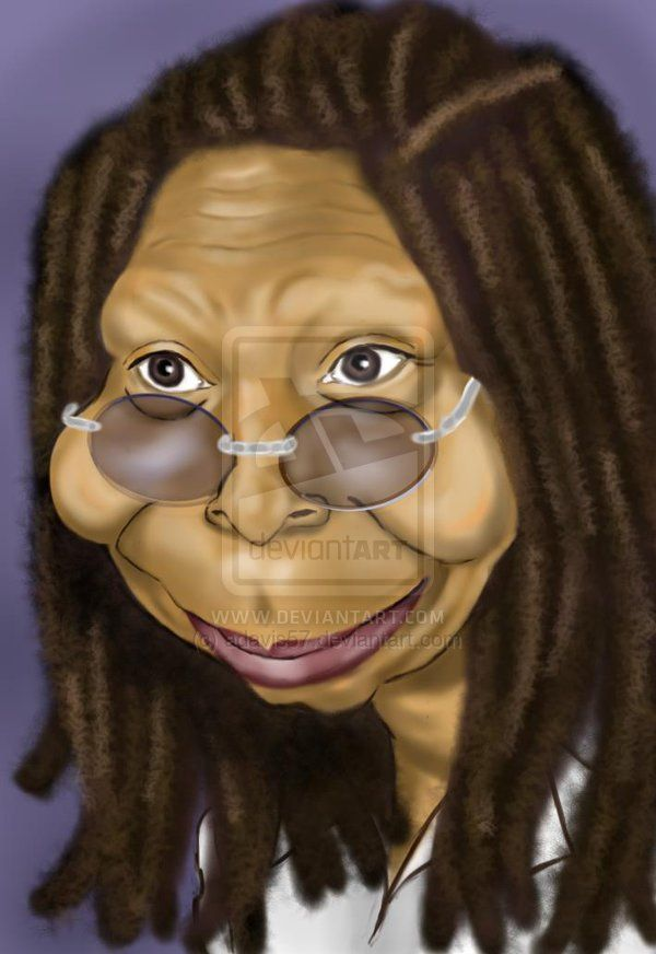 Whoopi by adavis57