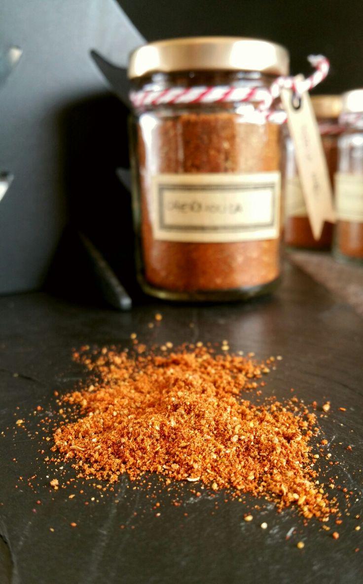 Faire soi-même son mélange d'épices : Chermoula (idée cadeau DIY)